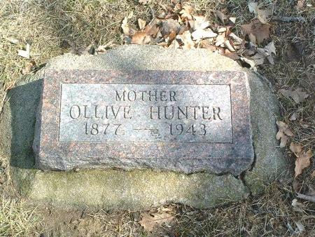 HUNTER, OLLIVE - Mills County, Iowa | OLLIVE HUNTER