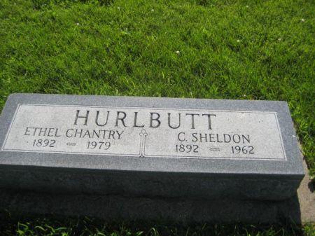 HURLBUTT, ETHEL - Mills County, Iowa   ETHEL HURLBUTT