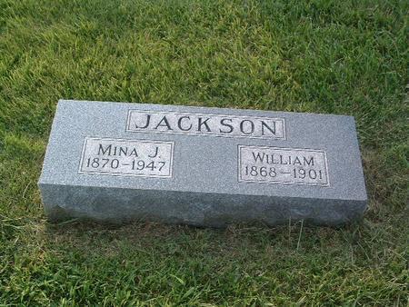 JACKSON, WILLIAM - Mills County, Iowa | WILLIAM JACKSON