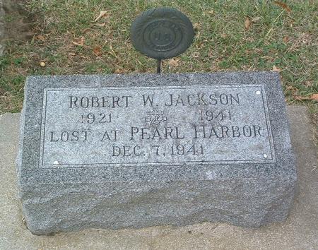 JACKSON, ROBERT W. - Mills County, Iowa | ROBERT W. JACKSON