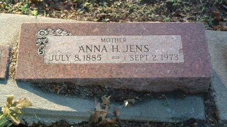 JENS, ANNA H. - Mills County, Iowa | ANNA H. JENS