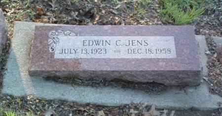 JENS, EDWIN C. - Mills County, Iowa | EDWIN C. JENS