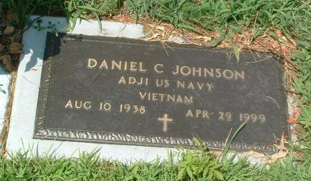 JOHNSON, DANIEL C. - Mills County, Iowa | DANIEL C. JOHNSON