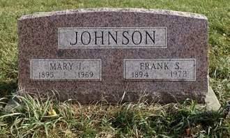 JOHNSON, MARY I. - Mills County, Iowa | MARY I. JOHNSON