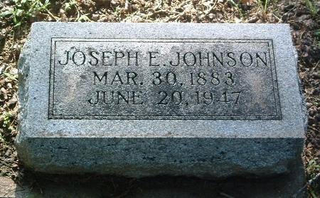 JOHNSON, JOSEPH E. - Mills County, Iowa | JOSEPH E. JOHNSON