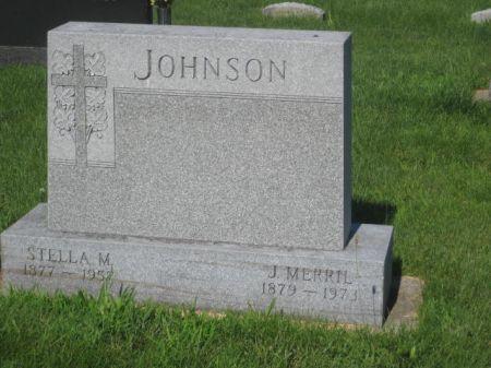 JOHNSON, J. MERRIL - Mills County, Iowa   J. MERRIL JOHNSON