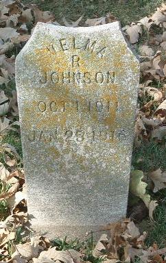 JOHNSON, VELMA R. - Mills County, Iowa | VELMA R. JOHNSON