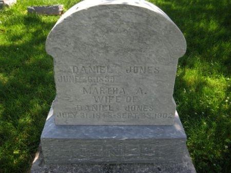 JONES, DANIEL - Mills County, Iowa   DANIEL JONES