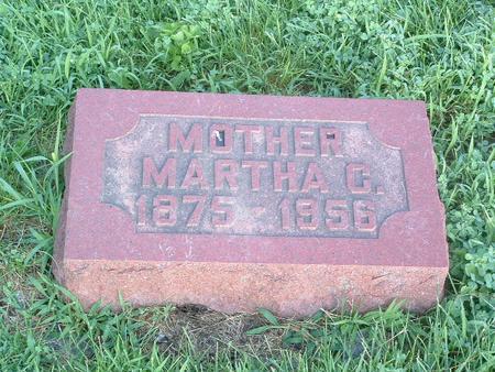 JONES, MARTHA - Mills County, Iowa | MARTHA JONES
