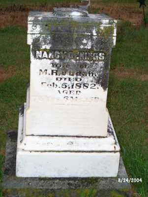 JENNINGS JUDAH, NANCY - Mills County, Iowa | NANCY JENNINGS JUDAH
