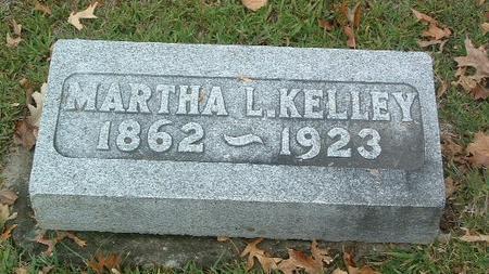KELLEY, MARTHA L. - Mills County, Iowa | MARTHA L. KELLEY