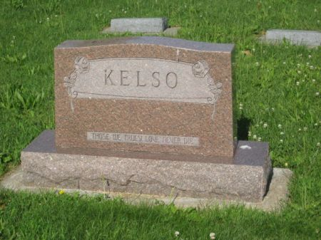 KELSO, MONUMENT - Mills County, Iowa | MONUMENT KELSO