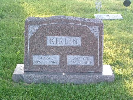 KIRLIN, CLARA J. - Mills County, Iowa | CLARA J. KIRLIN