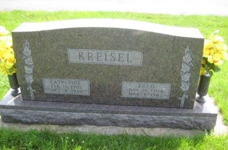 KREISEL, CATHERINE - Mills County, Iowa | CATHERINE KREISEL