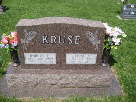 KRUSE, ROBERT  E. - Mills County, Iowa | ROBERT  E. KRUSE
