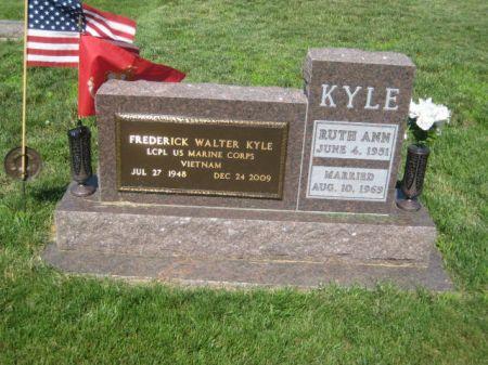 KYLE, FREDERICK WALTER - Mills County, Iowa | FREDERICK WALTER KYLE