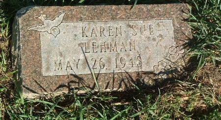 LEHMAN, KAREN SUE - Mills County, Iowa | KAREN SUE LEHMAN