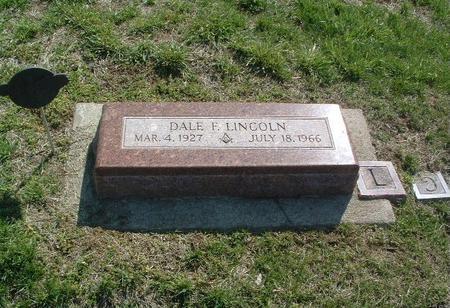 LINCOLN, DALE - Mills County, Iowa | DALE LINCOLN