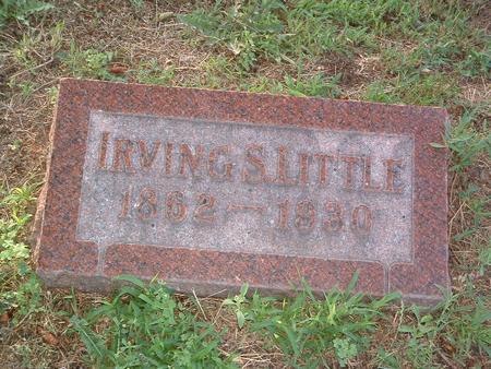 LITTLE, IRVING S. - Mills County, Iowa | IRVING S. LITTLE