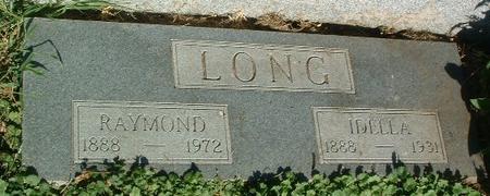 LONG, RAYMOND - Mills County, Iowa | RAYMOND LONG