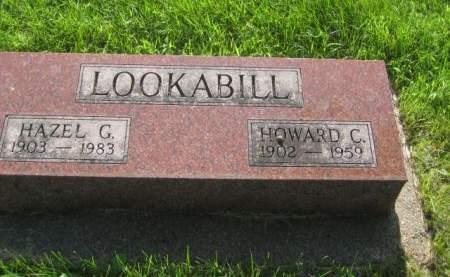LOOKABILL, HAZEL G. - Mills County, Iowa | HAZEL G. LOOKABILL
