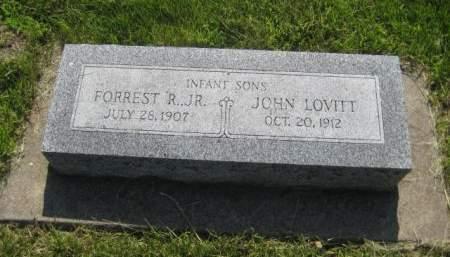 LOVITT, JOHN - Mills County, Iowa | JOHN LOVITT