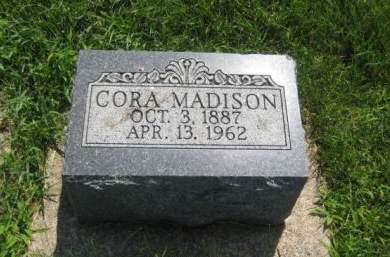 MADISON, CORA - Mills County, Iowa | CORA MADISON