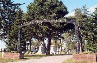 MALVERN, CEMETERY - Mills County, Iowa | CEMETERY MALVERN