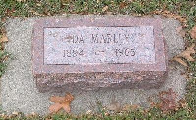 MARLEY, IDA - Mills County, Iowa | IDA MARLEY