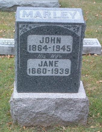 MARLEY, JOHN - Mills County, Iowa   JOHN MARLEY