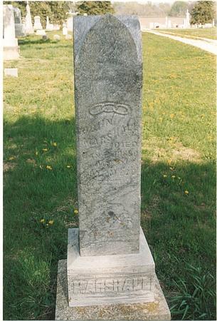 MARSHALL, JOHN - Mills County, Iowa   JOHN MARSHALL
