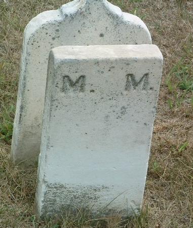 MARTENS, MARQUARD - Mills County, Iowa   MARQUARD MARTENS