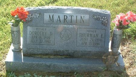 MARTIN, DOROTHY D. - Mills County, Iowa | DOROTHY D. MARTIN