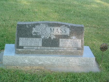 MASS, CLARENCE H. - Mills County, Iowa | CLARENCE H. MASS