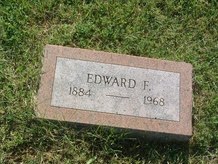 MASS, EDWARD F. - Mills County, Iowa | EDWARD F. MASS