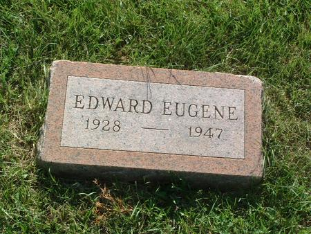 MASS, EDWARD EUGENE - Mills County, Iowa   EDWARD EUGENE MASS
