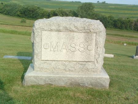 MASS, FAMILY HEADSTONE - Mills County, Iowa | FAMILY HEADSTONE MASS