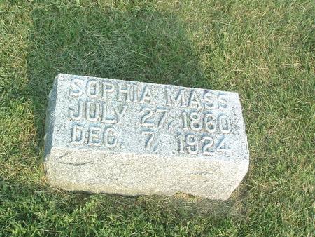 MASS, SOPHIA - Mills County, Iowa | SOPHIA MASS