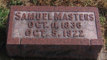 MASTERS, SAMUEL - Mills County, Iowa | SAMUEL MASTERS