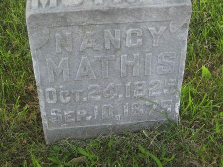 MATHIS, NANCY - Mills County, Iowa   NANCY MATHIS