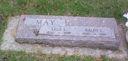 MAY, RALPH C. - Mills County, Iowa | RALPH C. MAY
