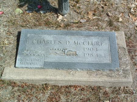 MCCLURE, CHARLES D. - Mills County, Iowa | CHARLES D. MCCLURE