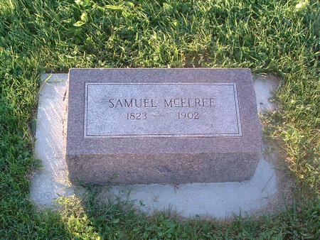 MCELREE, SAMUEL - Mills County, Iowa | SAMUEL MCELREE