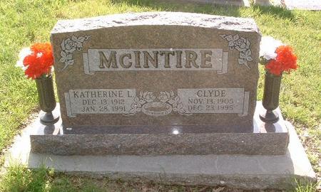 MCINTIRE, KATHERINE L. - Mills County, Iowa | KATHERINE L. MCINTIRE