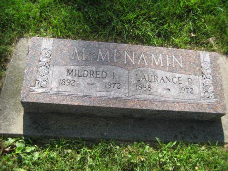 MCMENAMIN, MILDRED - Mills County, Iowa | MILDRED MCMENAMIN