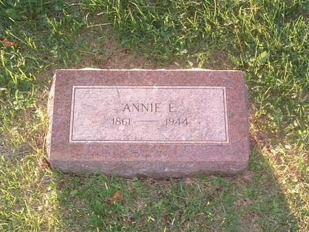 MCNAY, ANNIE E. - Mills County, Iowa | ANNIE E. MCNAY