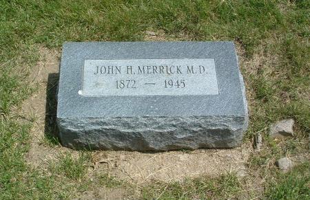MERRICK, JOHN H. - Mills County, Iowa | JOHN H. MERRICK
