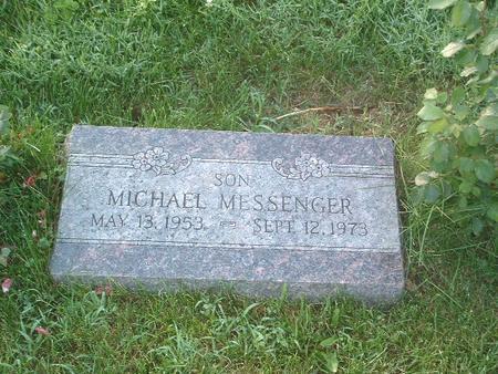 MESSENGER, MICHAEL - Mills County, Iowa | MICHAEL MESSENGER