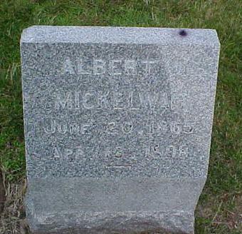 MICKELWAIT, ALBERT J. - Mills County, Iowa | ALBERT J. MICKELWAIT