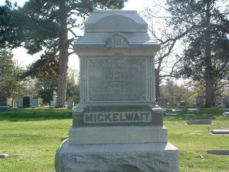 MICKELWAIT, RICHARD - Mills County, Iowa | RICHARD MICKELWAIT